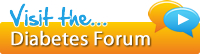 Visit the Diabetes Forum
