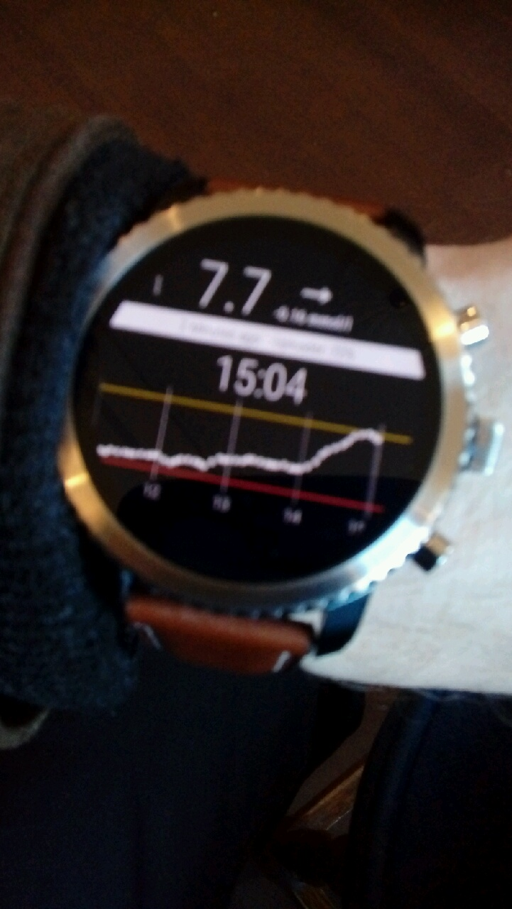 Getting a Libre to work with a smartwatch | Diabetes Forum • The
