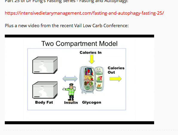 Fasting For Type 2's   Page 6   Diabetes Forum • The Global