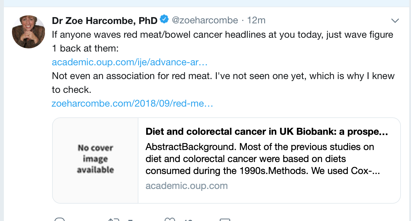 Red And Processed Meat Bowel Cancer Risk Up To 20 Diabetes Forum The Global Diabetes Community