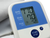 High blood pressure affects 50% of people with diabetes