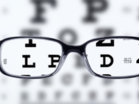 Blurred vision is a common sign of diabetes mellitus