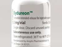 Bydureon is a trade name for the drug exenatide