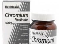 Chromium is a mineral supplement