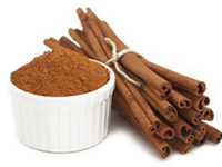 Cinnamon can help regulate blood glucose levels