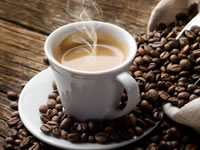 Caffeine (found in coffee) has been shown to impair insulin sensitivity