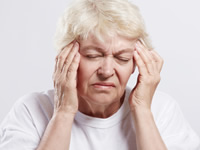 Dizziness can often be caused by medication