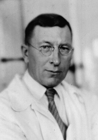 Frederick Banting is one of the most famous pioneers of diabetes - he co-discovered insulin with Charles Best