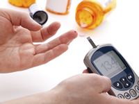 How you respond to high blood glucose levels  will depend on the cause