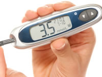 Hypoglycemia is defined as blood glucose levels dropping under 4 mmol/L