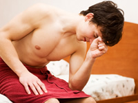 Men with diabetes commonly face sexual dysfunction