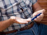 Low blood glucose levels can be caused by a number of factors