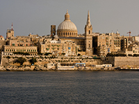 Malta is made up of seven islands
