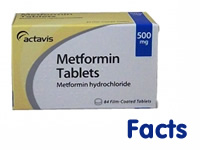 Facts about Metformin