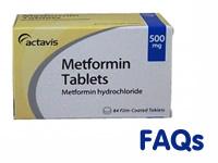 Diabetes And Metformin Faqs