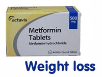 Can metformin cause weight loss