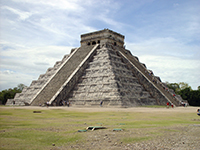 Mexico is home to one of the eight wonders of the world