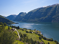 Norway is home to vast scenic landscapes