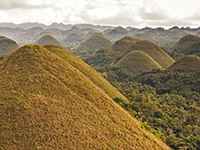 The Philippines boasts the most beautiful scenery
