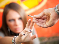 Recreational drugs fall into 3 main categories