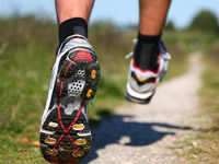 Running helps improve the body's sensitivity to insulin