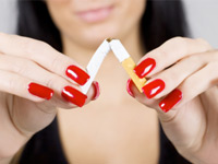 Cancer is one of the big risks of smoking