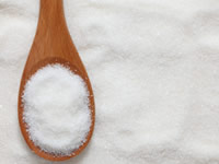 Xylitol is a white odourless crystalline powder