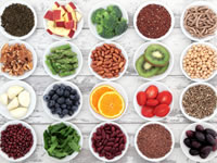 Although the term 'superfood' is touted by the media, superfoods are foods that have extensive health benefits