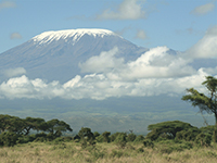 Tanzania is home to Mount Kilimanjaro