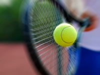 Tennis can be demanding so blood glucose management is paramount