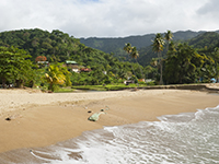 Trinidad and Tobago is full of beautiful beaches