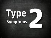 Type 2 diabetes symptoms