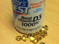 Vitamin D can be found in foods such as nuts, oily fish, eggs, powdered milk and some fortified cereals