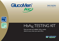 GlucoMen A1c Blood Testing Kit