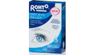 New Dry Eye Relief