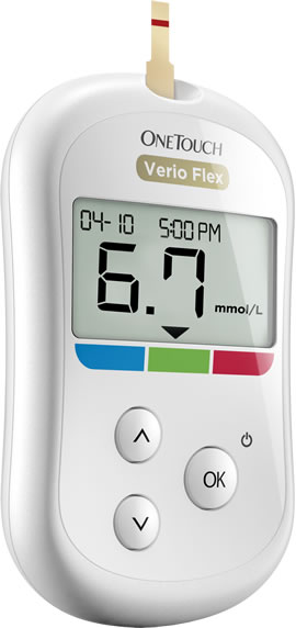 Free OneTouch Verio Flex Meter Giveaway - Free Meter