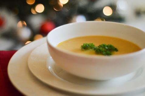 Spicy Parsnip Soup - Soup Recipes