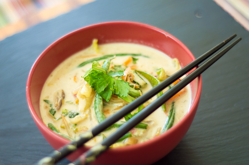 213 Thai Coconut and Mixed Veg Soup (South Asian) (1)
