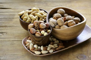 low-carb snack nuts