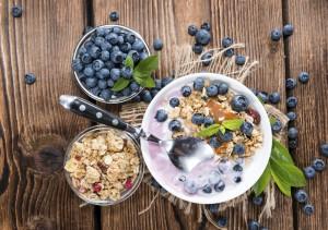 low-carb snack yoghurt