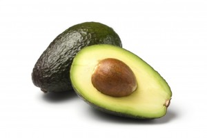 Avocado carbohydrate