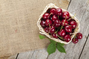 Cherry carbohydrate