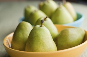 Pear carbohydrate