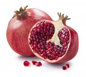 Pomegranate carbohydrate