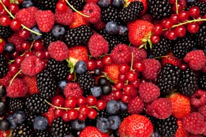 Raspberry carbohydrate