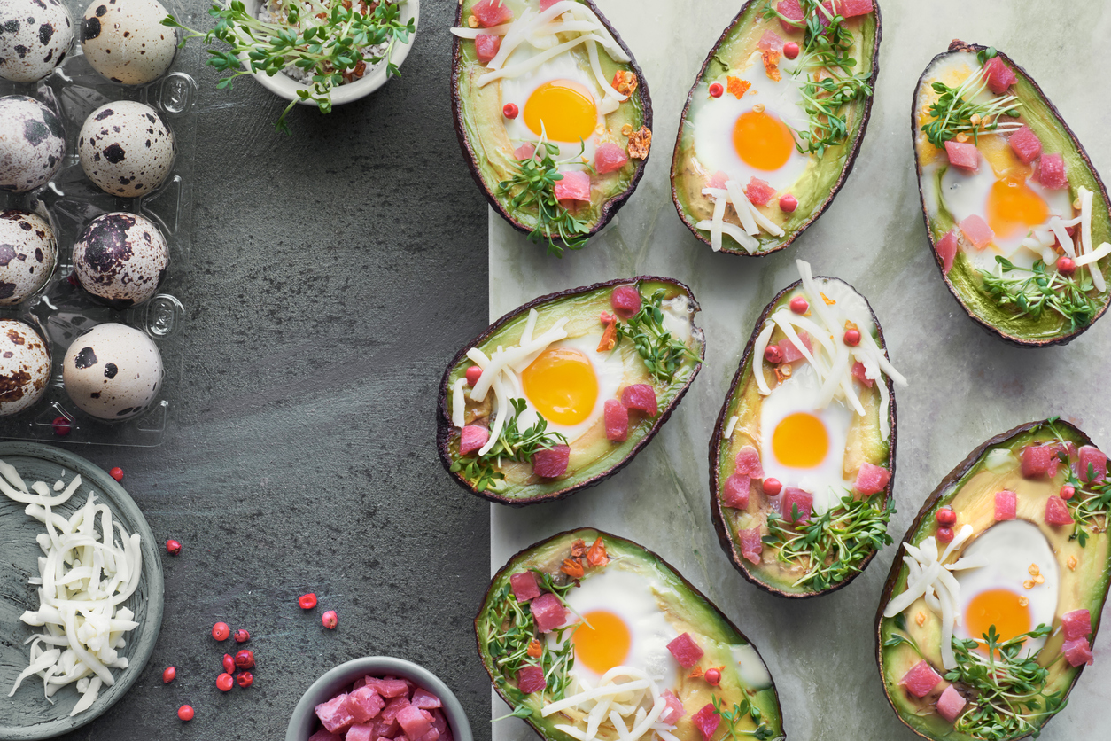 Types of ketogenic diet