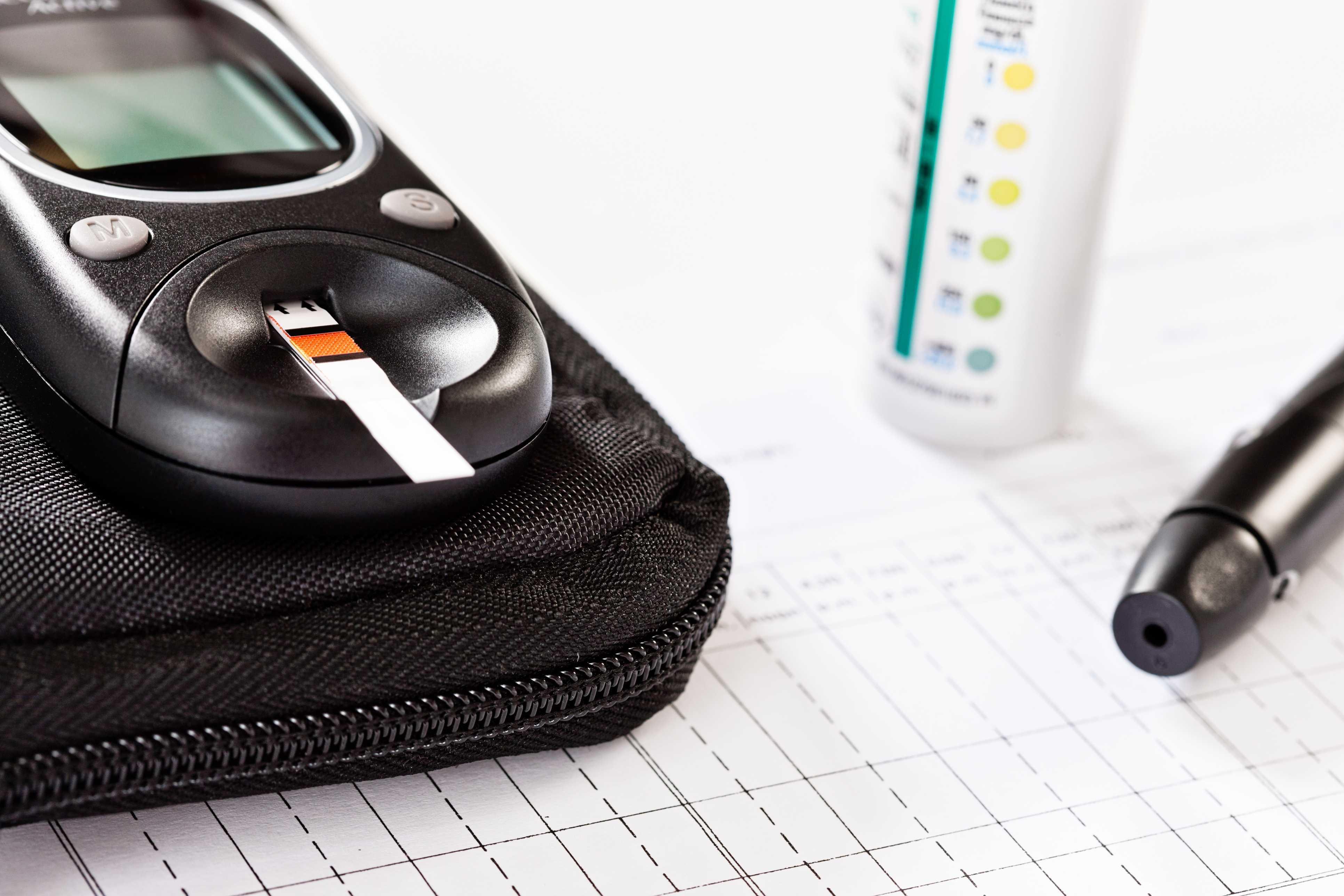 diabetes feststellen urina