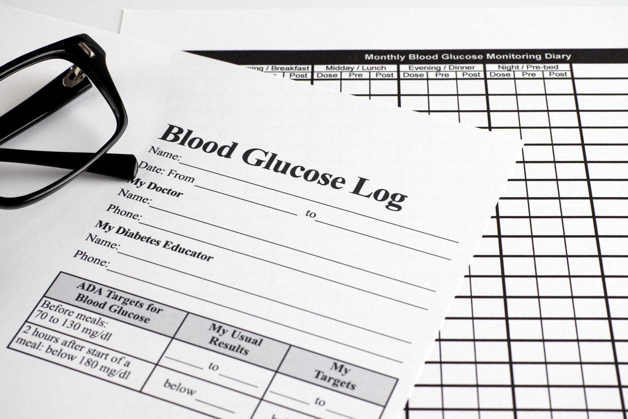 diet diary diabetes screening