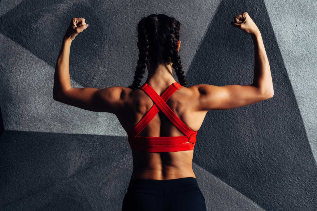 low sugar diet weight training see results