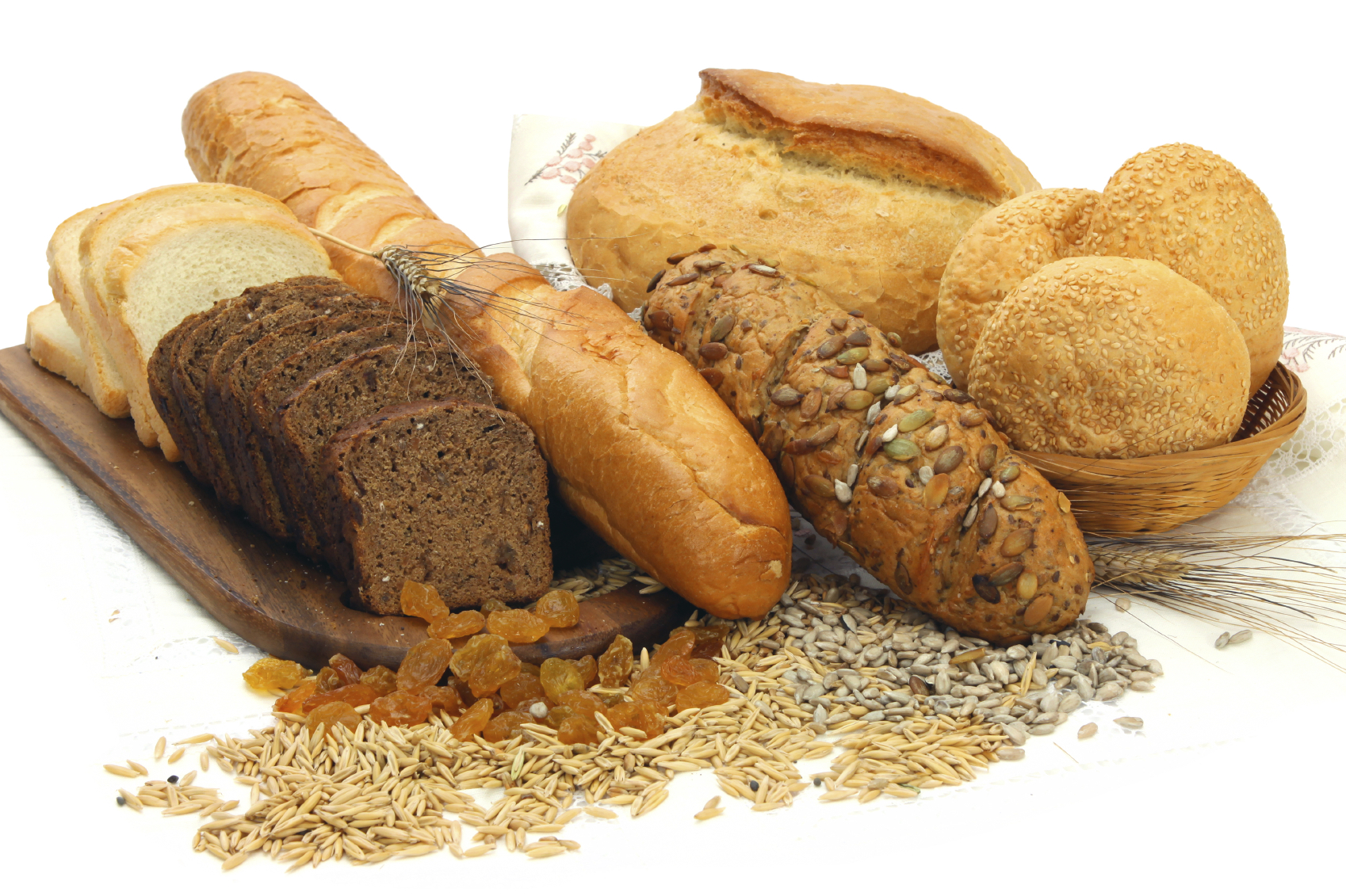 Units manufacture diabetic bread and bakery products